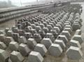 重慶河道護坡水泥塊塑料模 1