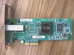 原裝qlogic光纖通道卡QLE-2460