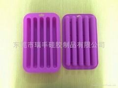 供应环保畅销五条硅胶冰格