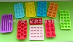 各种设计环保硅胶冰格