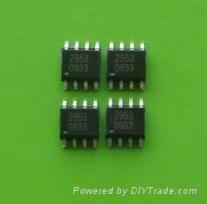 待機低功耗 同步整流3A大電流芯片GS2953