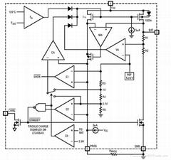 可编程充电电流芯片