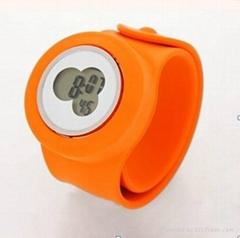 Slap Digital Watch