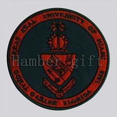 city logo embroidery