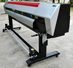 Eco Solvent Plotter TS-2602r with Two Dx5 Heads