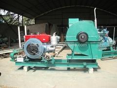2011 new design wood sawdust machine in stock