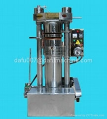 Professional design small type hydraulic olive oil press