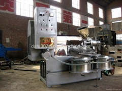 Fall automatic good apparance sunflower seeds oil machine