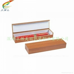 pvc wood  pen box
