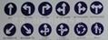 供應交通標示牌 1
