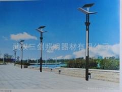 太陽能園林景觀燈
