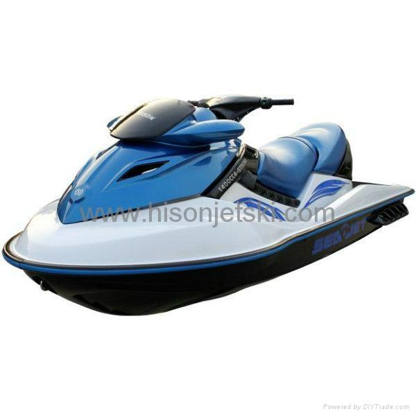 摩托艇 1