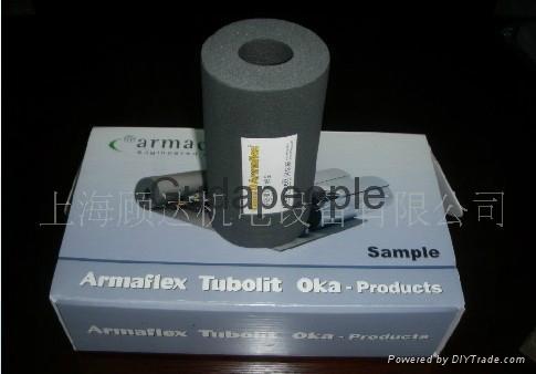 Armaflex Nbr Heat Insulation Pipe Tube Class0 030103