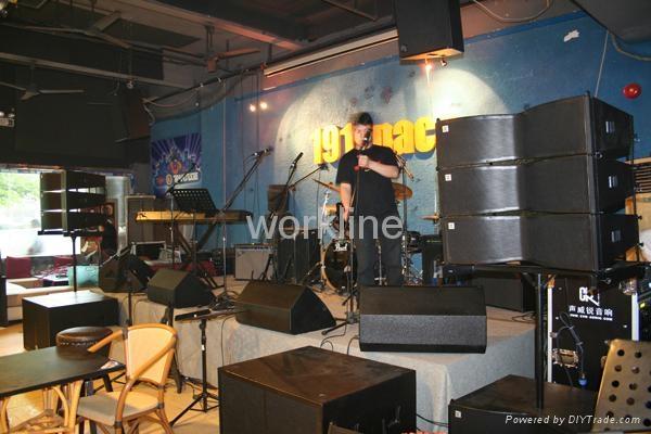 concert stage pro speakers - t-6 5 u0026115