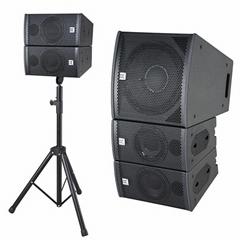 CVR pro sound system for indoor conference auditorium(CV-6.5&CV-112)