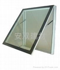 南京电动隐框铝合金天窗价格