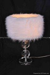 Selling 1*E27/60W table lamp