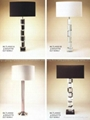 Selling 1*E27/60W table lamp 3