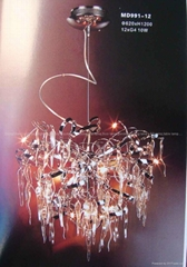 Selling 12*G4 10W pendant lamps