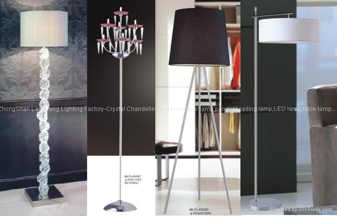 Selling variour kinds of floor lamps 1