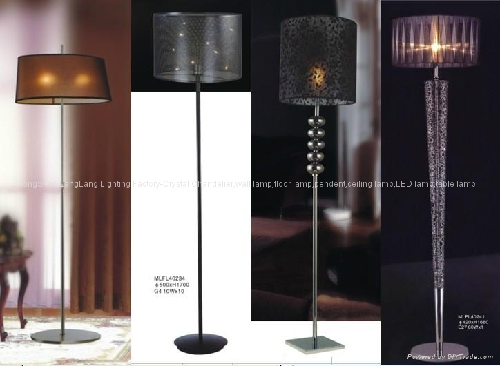 Selling variour kinds of floor lamps 3