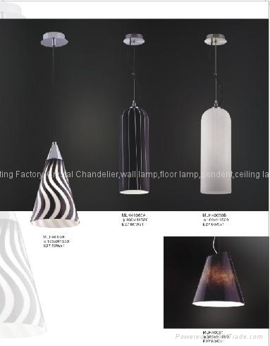 Selling E14*6*40W pendant lamp 3