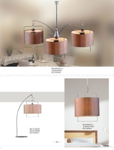 Selling E14*6*40W pendant lamp 4