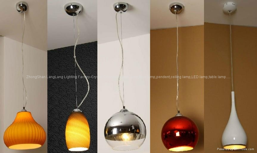 Selling E14*6*40W pendant lamp 5