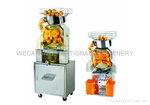 Commercial electric automatic orange citrus juicer/extractor/fruit juicer 1