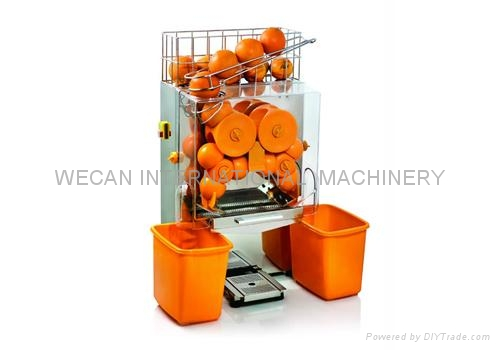 Commercial electric automatic orange citrus juicer/extractor/fruit juicer 3
