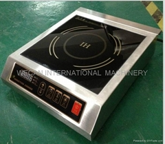 commercial induction cooker/wok induction cooker