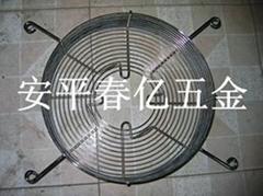 風機罩又稱風機防護罩機械網罩