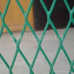 低碳薄板钢板网