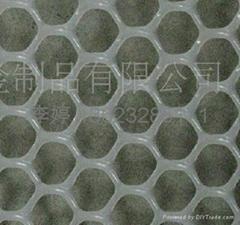 聚乙烯材质1.8孔肉鸡养殖塑料平网