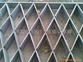 金属插接钢格板生产 4