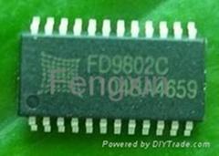 LED顯示屏恆流驅動IC