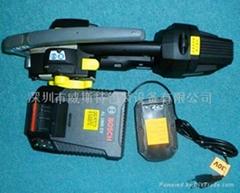 台湾锂电池ZP-22手提电动打包机