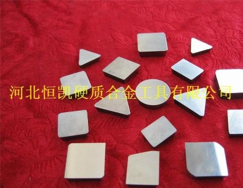 硬質合金銑刀片 1