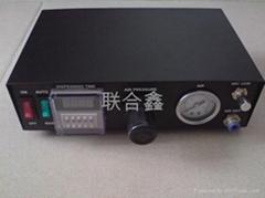 H-1688半自动点胶机