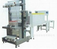 供應TF6540SA+BS5540M半自動套膜封切包裝機