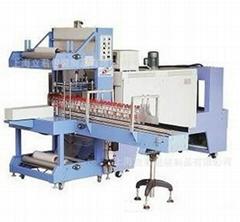 供應TF6540+BS5540L自動套膜封切包裝機