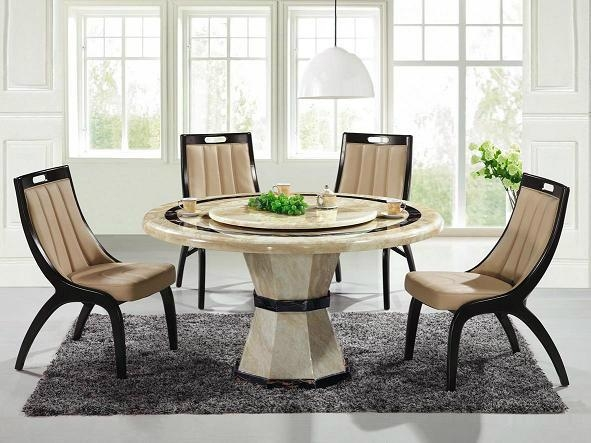 High end dining table and chairs tl