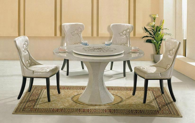High End Dining Table And Chairs Tl 11 High End