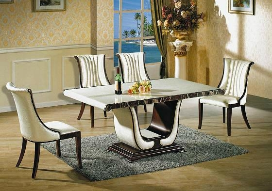 Korean Dining Table And Chairs 1