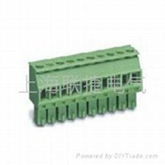 LC2A-3.81PCB连接器插头