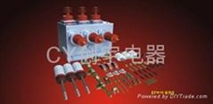 ZW10-12G/630-20户外真空高压断路器配件