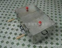 木炭無煙燒烤爐