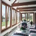 无锡欧式铝木门窗 4