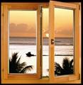 无锡欧式铝木门窗 5