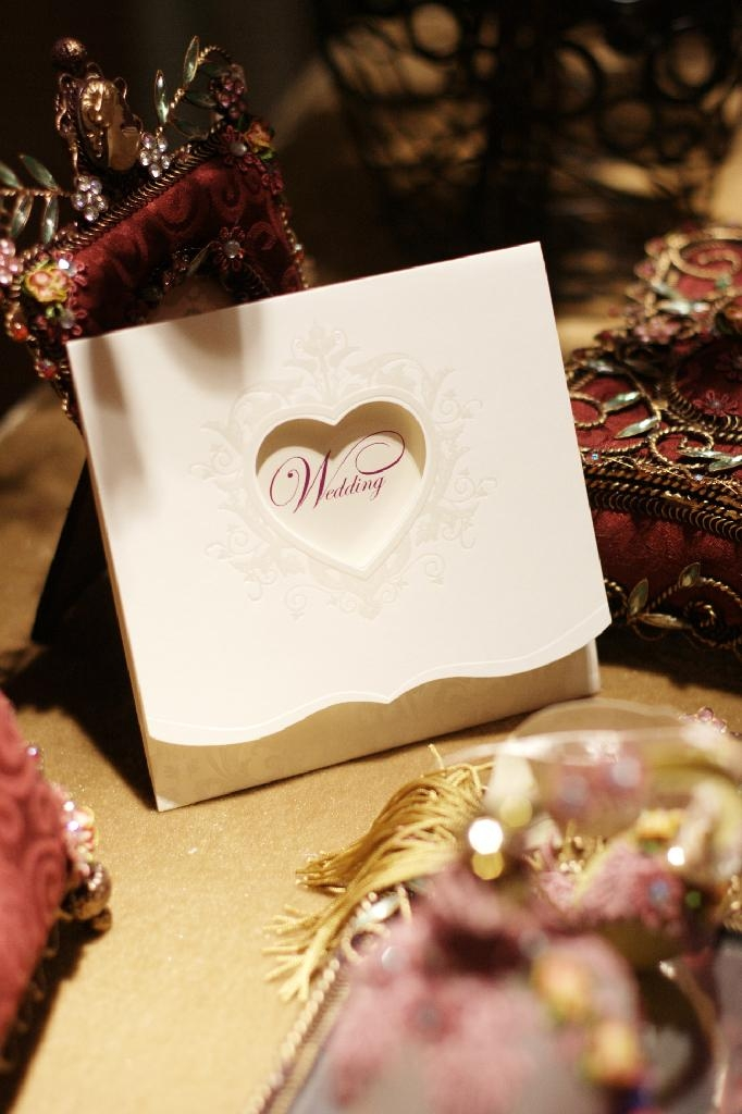 Excellent quality greeting card,wedding invitation card 4